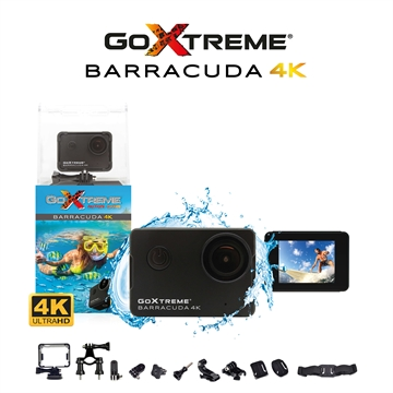 GoXtreme Barracuda 4k actionkamera
